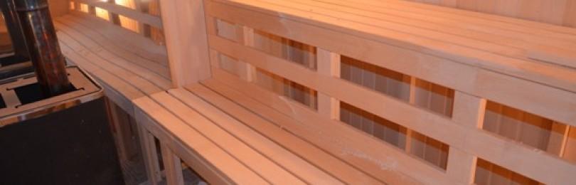 Липа — материал №1 для отделки бани