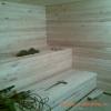 О строительстве бани и самодельной печке