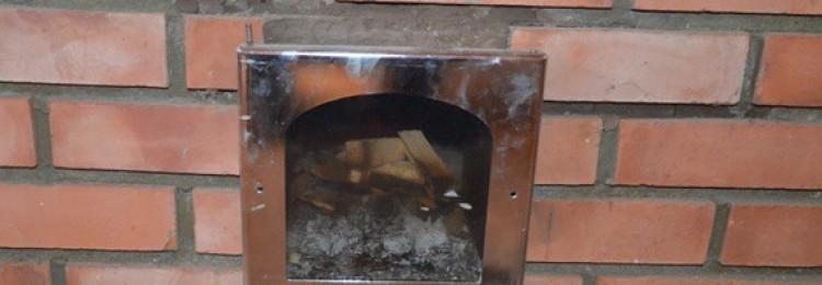 Топим баню дровами