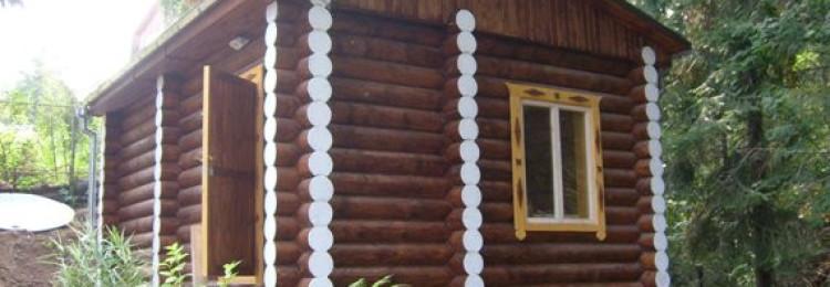 Какую баню из дерева строить?